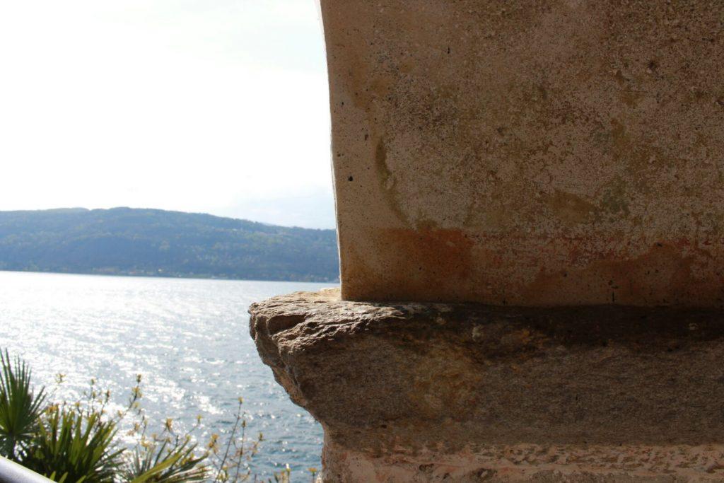 Nel lago e nella pietra