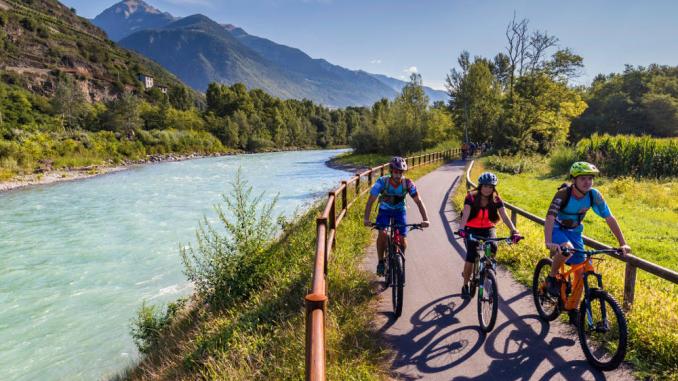 cicloturismo in provincia di varese